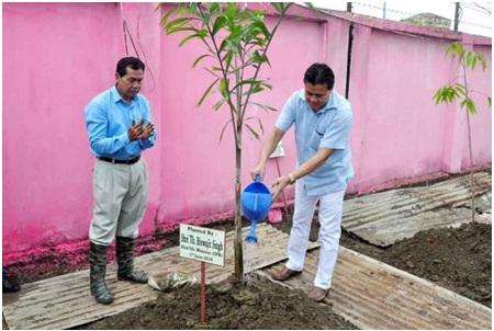 World Environment Day widely observed in the state