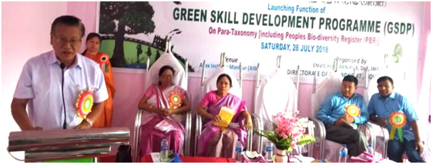 Green Skill Development Programme launched