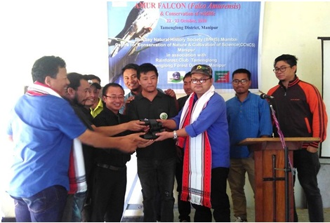 Workshop on Amur Falcon begins at Tamenglong