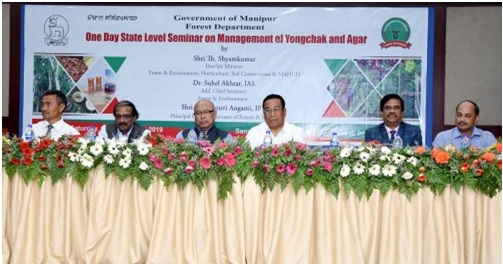 One-day seminar on 'Management of Yongchak and Agar'